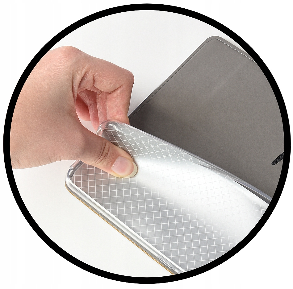 Etui do LG K22 Case Magnet Portfel + Szkło 9H Kod producenta 2C33