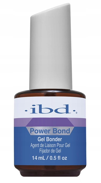 IBD UV LED POWER BOND GEL BONDER FOUNDATION LAK