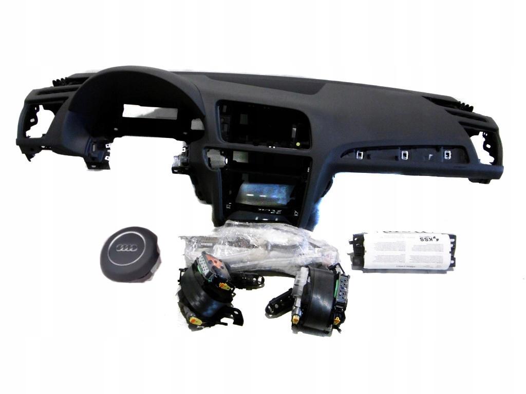 audi q5 lift консоль подушки airbag ремни занавес