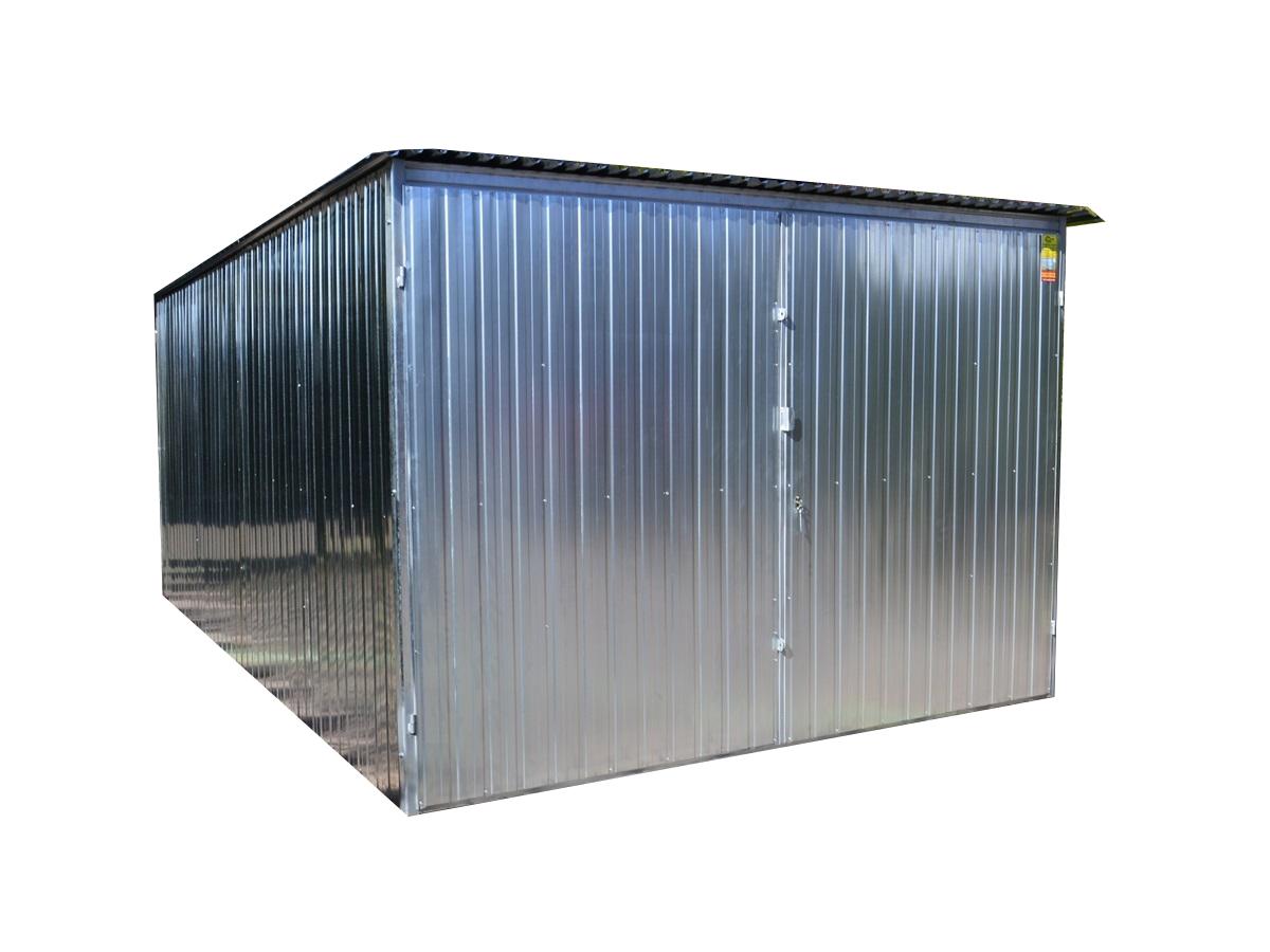 Garaże Garaż blaszany 3x5 blaszak kątownik ocynk