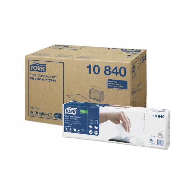Tork 10840 - Диспенсер салфетки, белый, N4