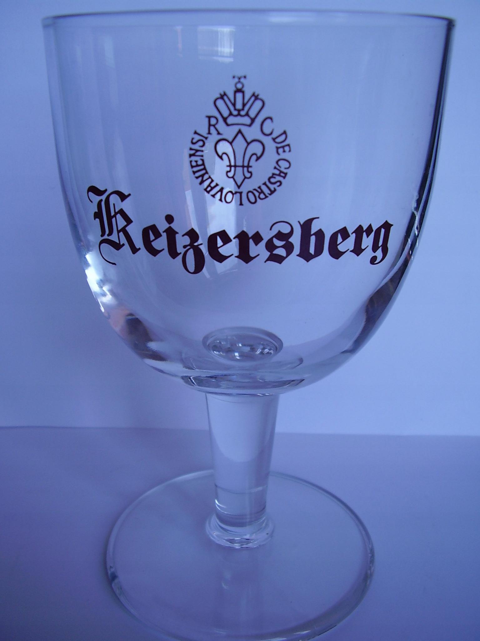 Keizersberg - pokal 0,33L (Belgia)