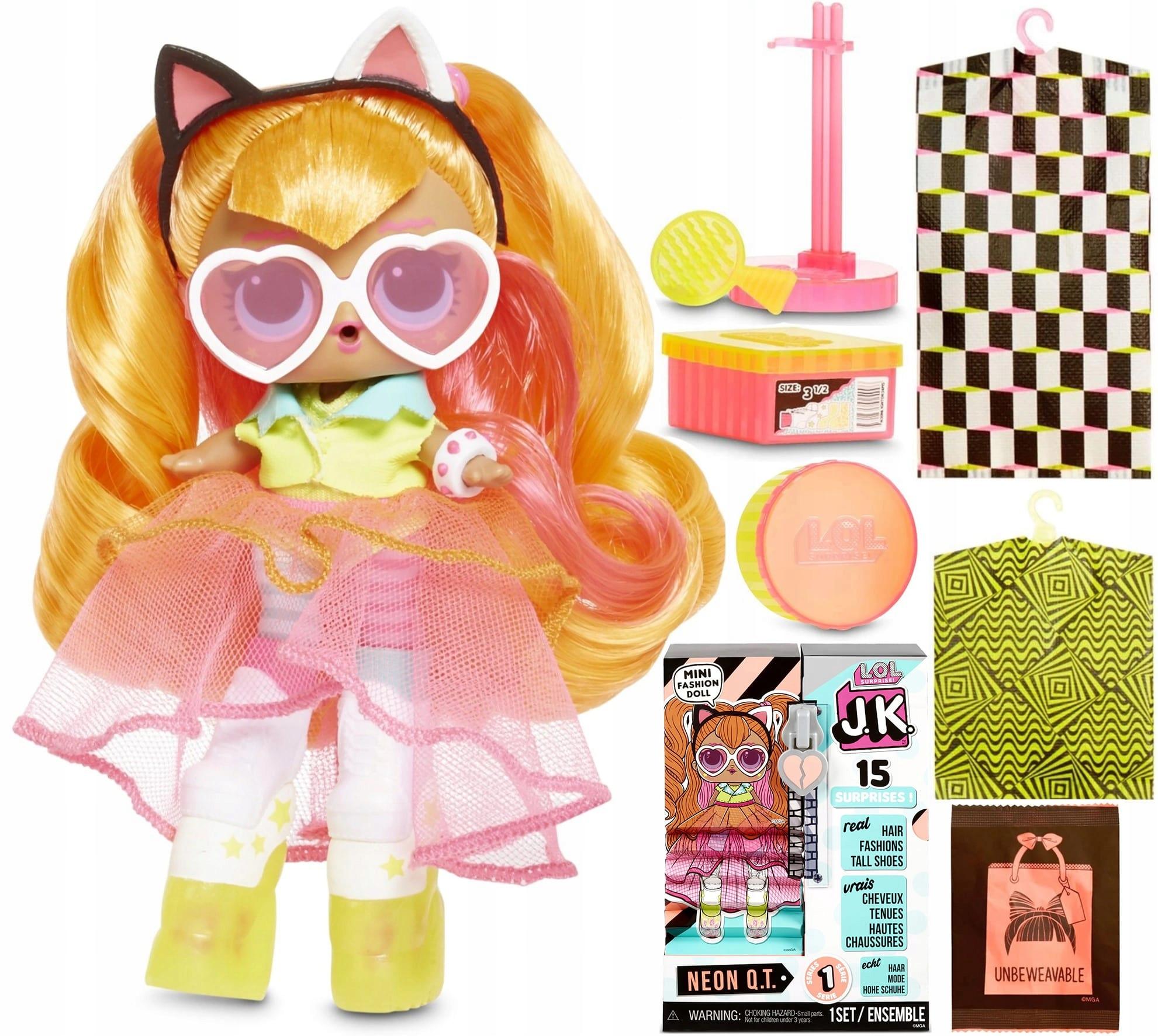 LOL J.K Mini Fashion S1 Neon Q.T. 570776