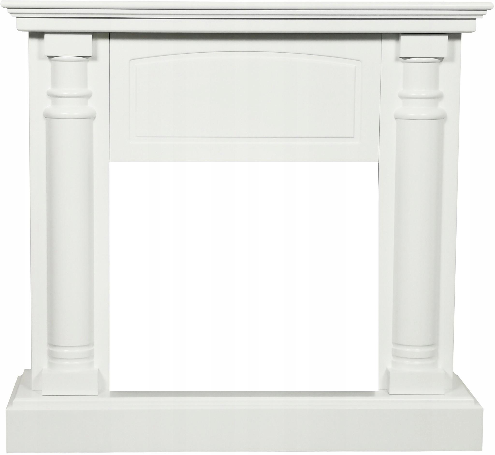 Деревянный камин жилья Белый! Красивые!