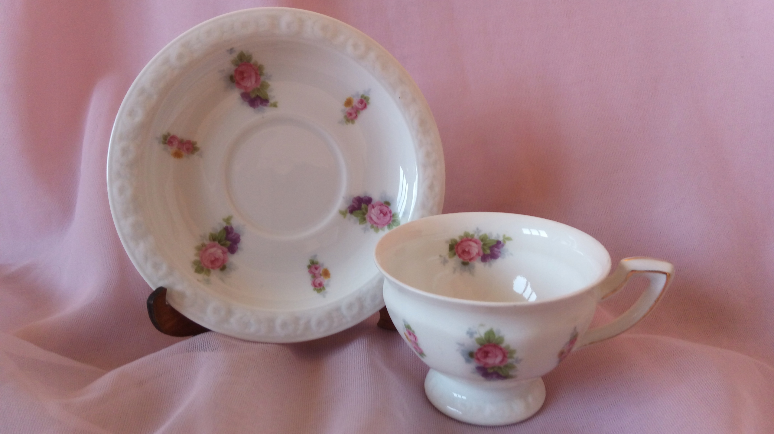 Чашка мокко ROSENTHAL MARIA из роз