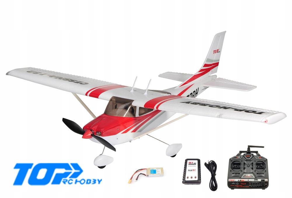 TOP RC Hobby Samolot Cessna 182 965MM RTF