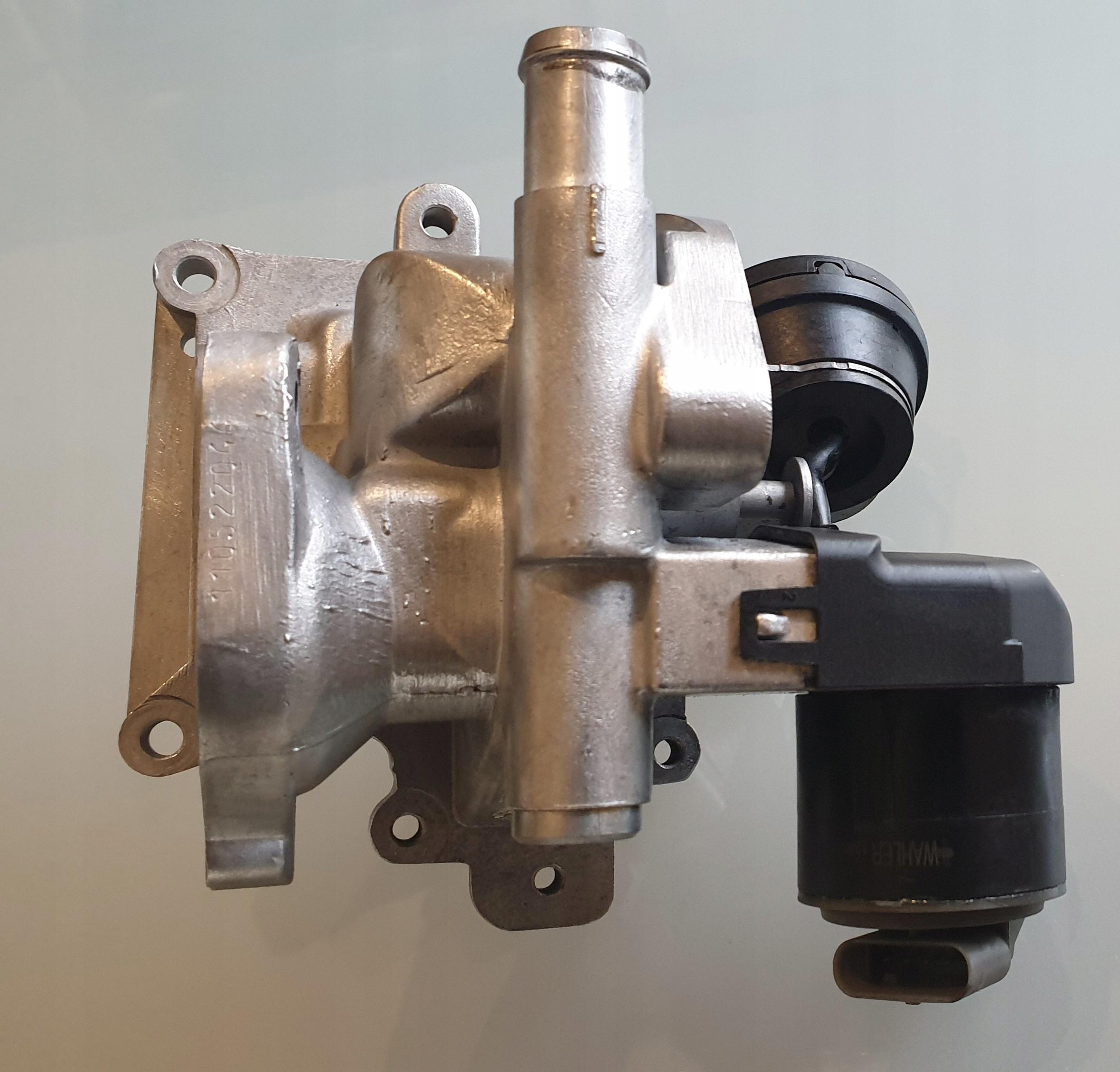 клапан системы рециркуляции ог volvo v40 xc60 s60 v70 xc90 gwaranc 1rok