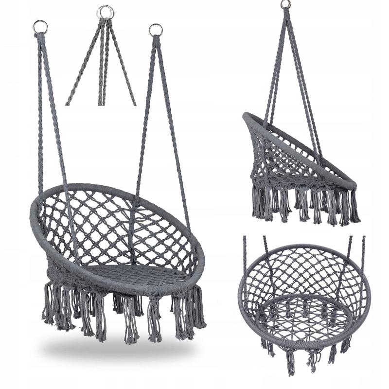Садовые качели. Подвесное кресло