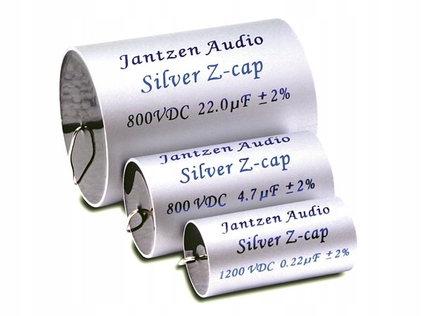 2 PCS Jantzen audio CROSS-cap 5,6uf 400vdc MKP 5/% 21x36mm assiale #wp