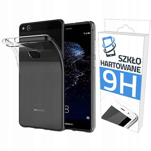 Etui Slim Case + Szkło do Huawei P10 Lite