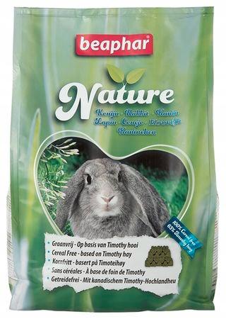 Корм для кроликов Beaphar Nature 3кг