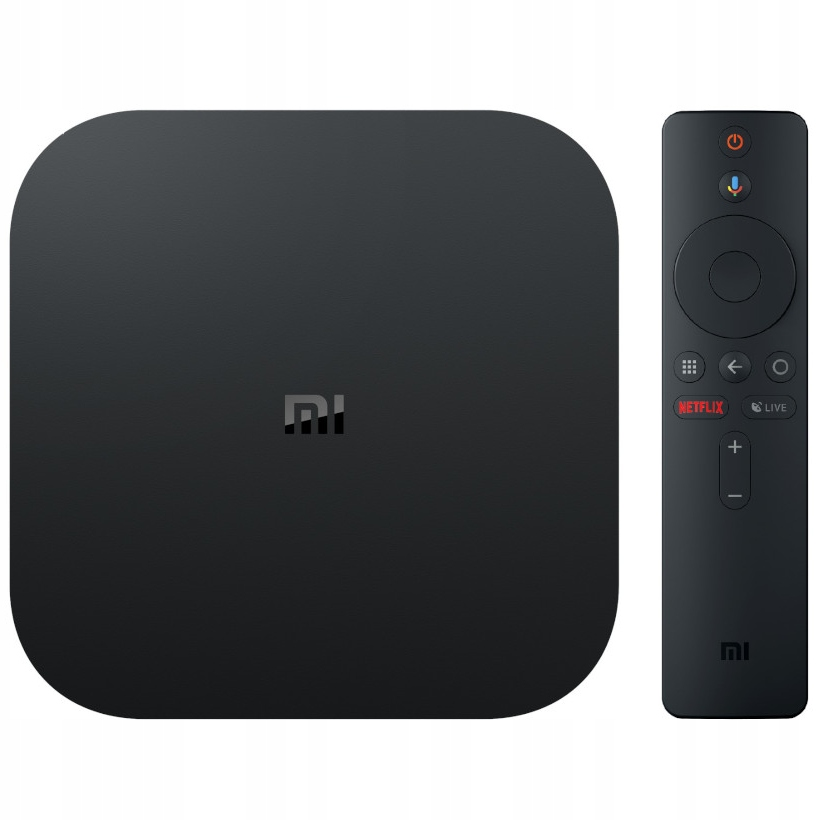 ODTWARZACZ MULTIMEDIALNY XIAOMI MI BOX S SMART TV
