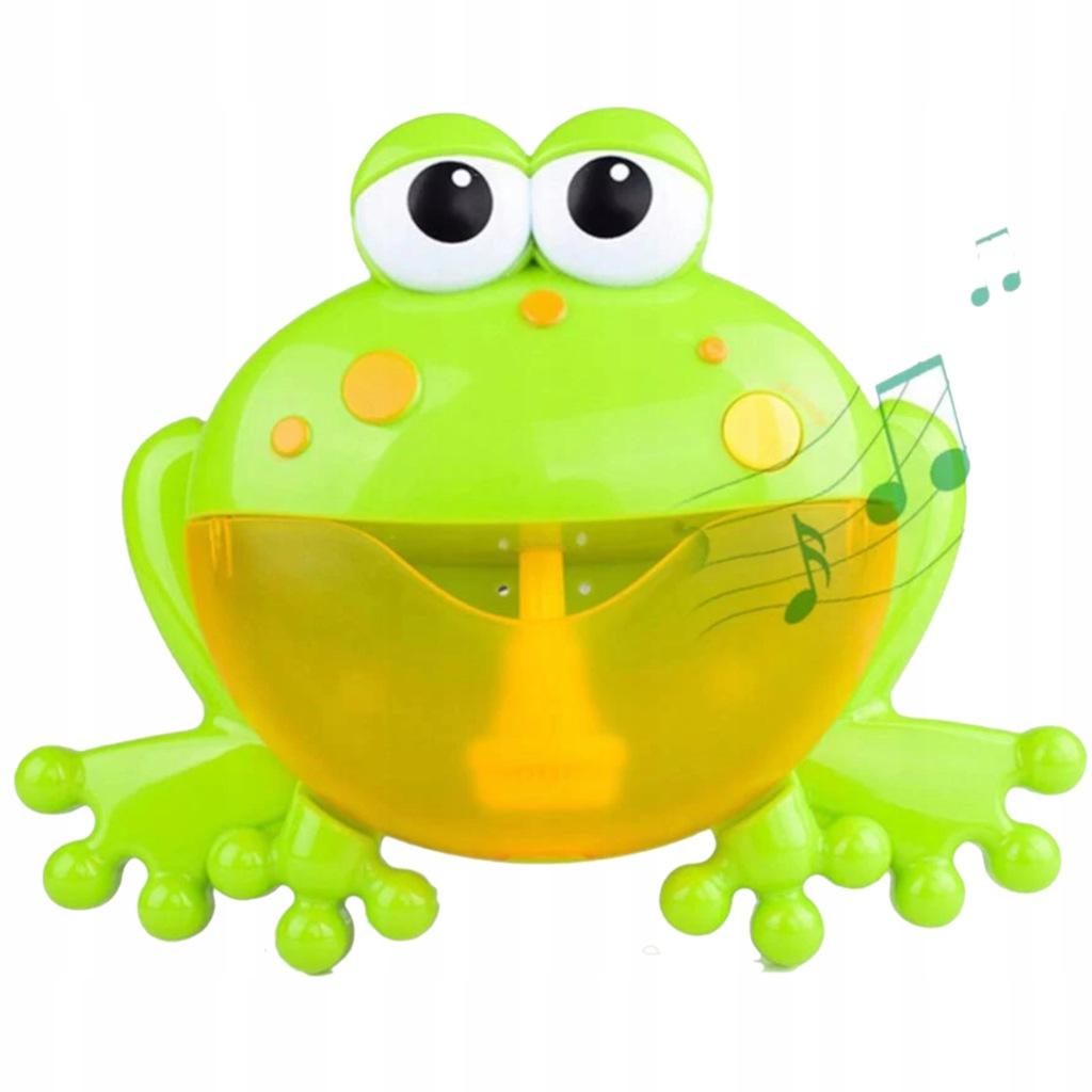 Żaba bąbelkowa do robienia piany żabka 1111-19 Bohater brak