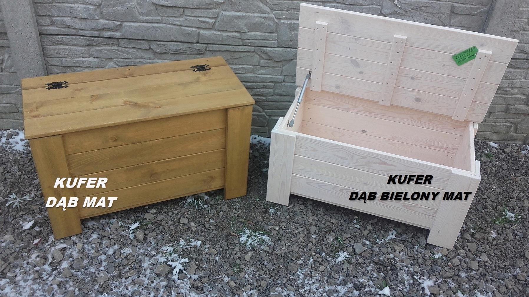Kufer Skrzynia KOLOR 80x40x50
