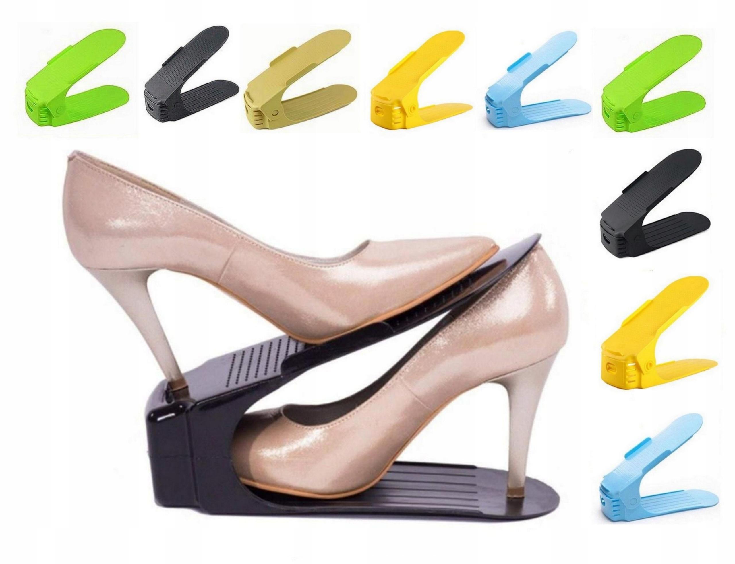 SHOE ORGANIZER Подставка для обуви STAND 10 шт.