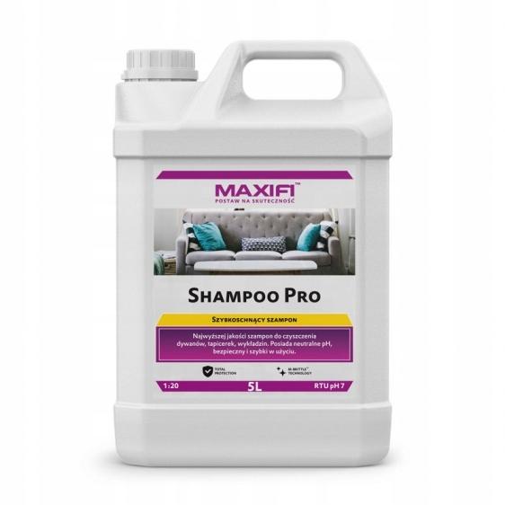 Шампунь Maxifi Pro 5л