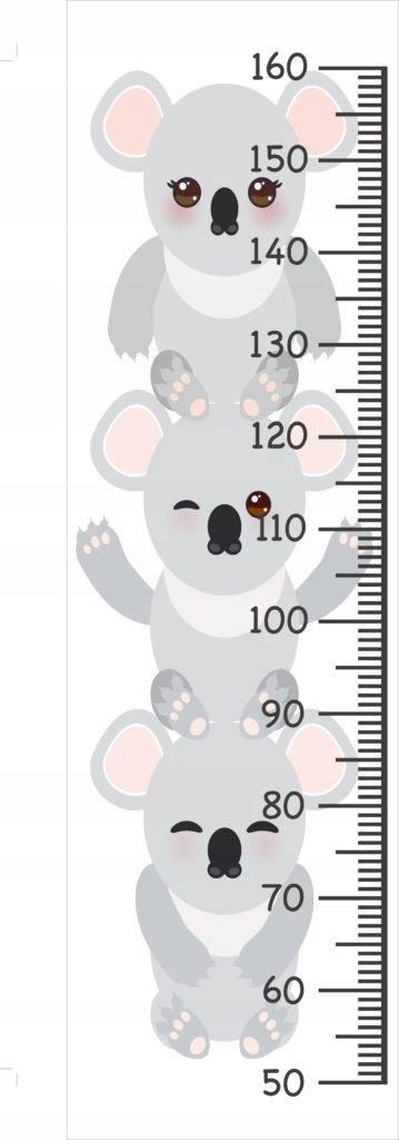 Войлочная детская мера высоты