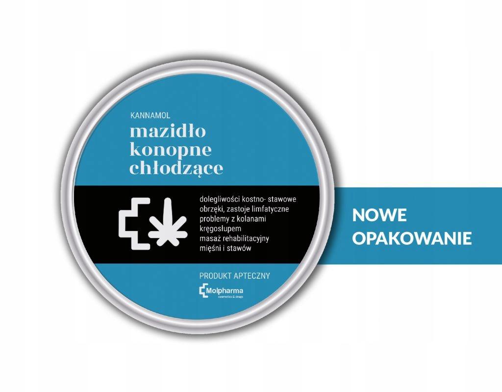 Купить Mazidło охлаждения конопля ROLL-ON 75 мл 200 мл на Otpravka - цены и фото - доставка из Польши и стран Европы в Украину.