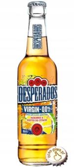 Пиво Desperados Virgin безалкогольное 0%