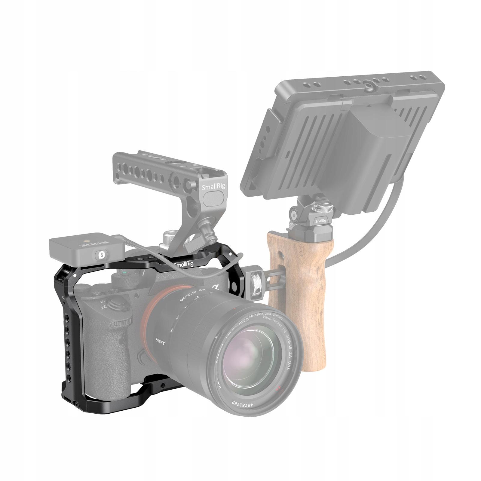 Купить Подсветка SmallRig для Sony A7 III A7R III A9 на Otpravka - цены и фото - доставка из Польши и стран Европы в Украину.