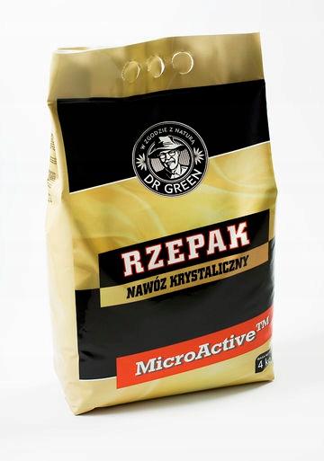 Nawóz dolistny DR GREEN Rzepak 4 kg