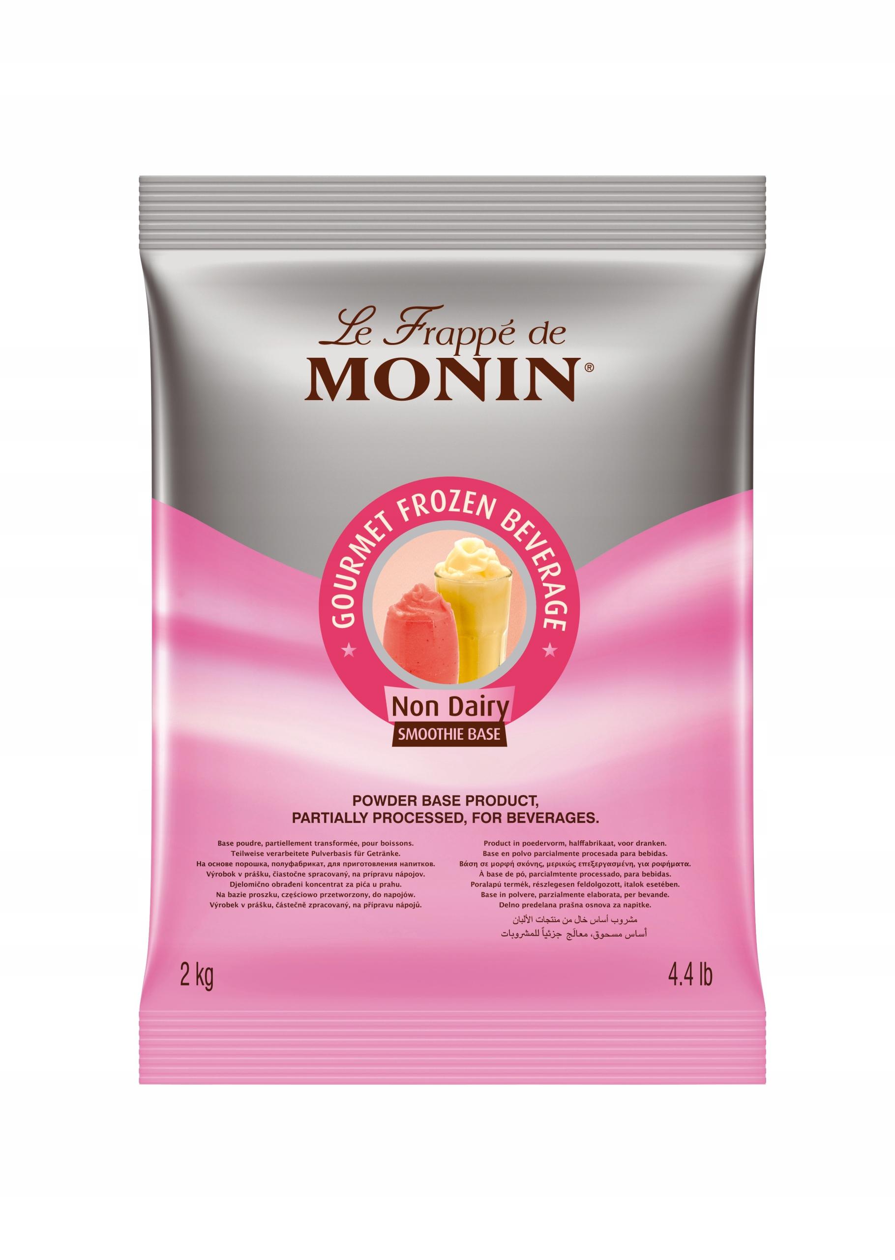 Frapee base neutrálne Monin 2 kg vrece