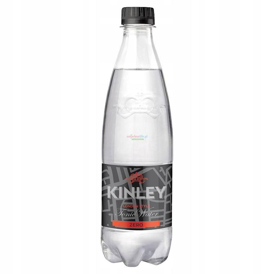 Kinley Tonic Water Zero 12x500 мл БЕЗ САХАРА