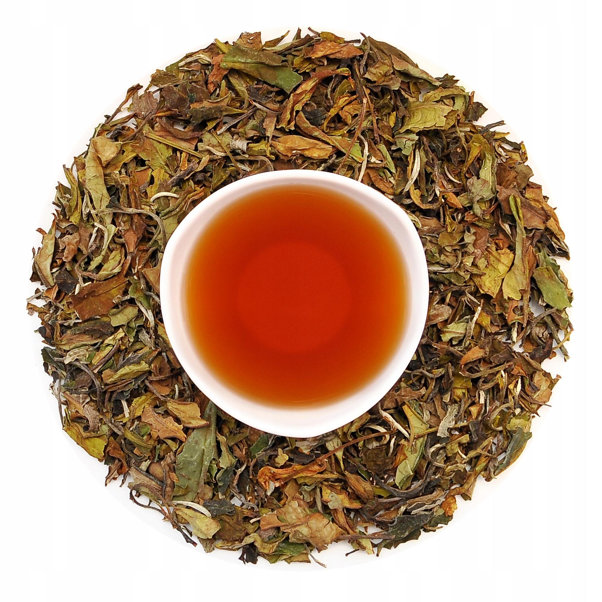 Белый чай Пай Му Тан Дан - 100 г