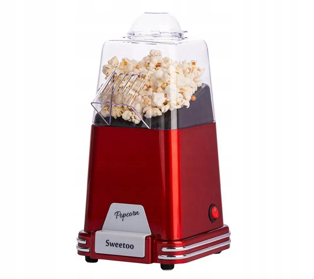 Výrobca retro popcorn Sweetoo