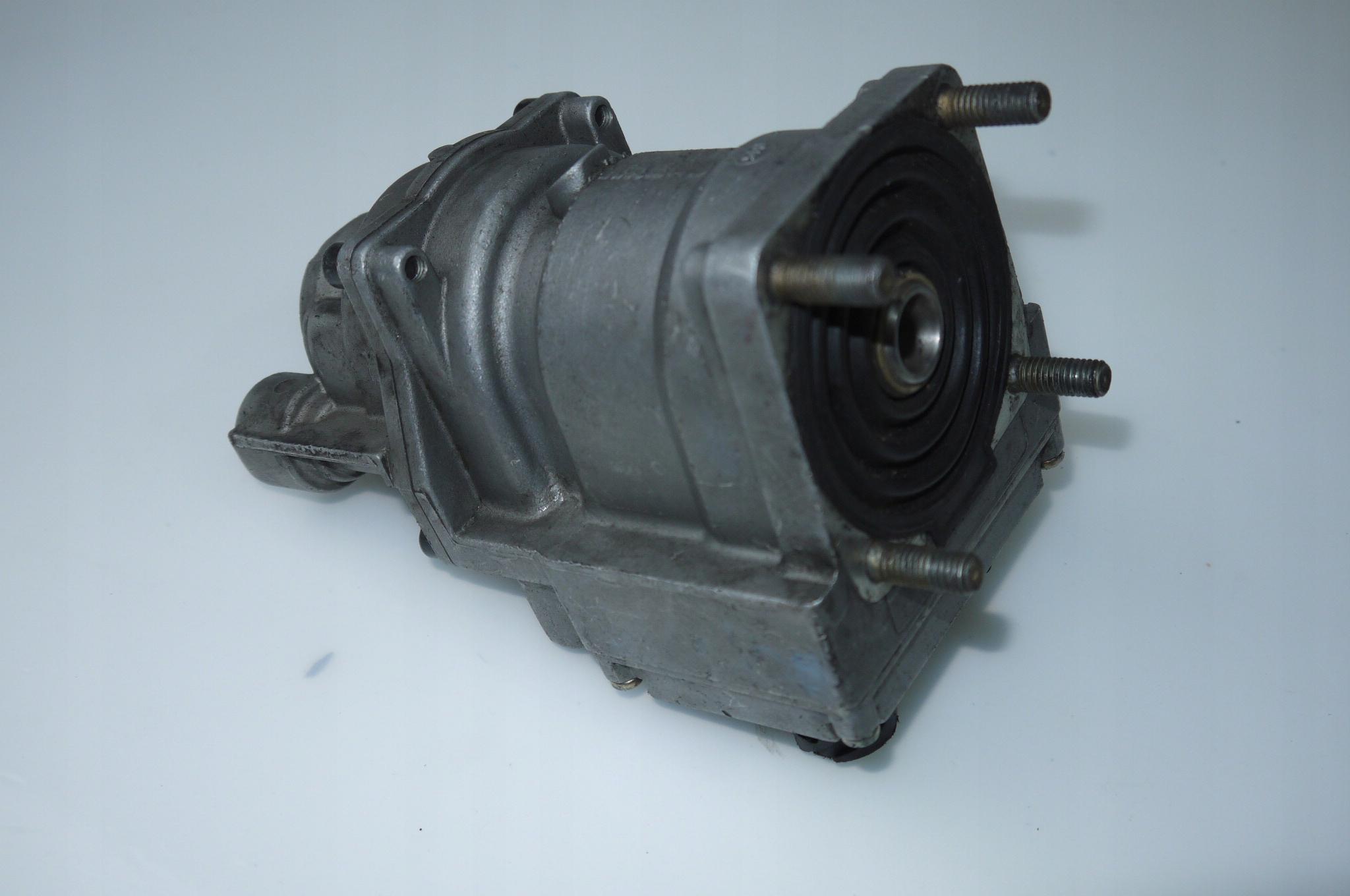 Клапан главный тормозной WABACO Actros 480001000C Merc изображение 3