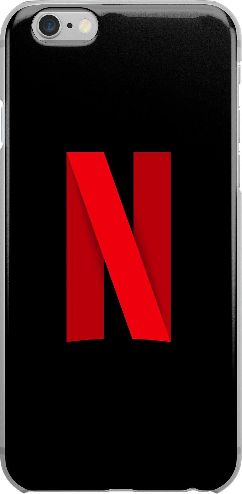 Etui Wzory Netflix Huawei Y5P