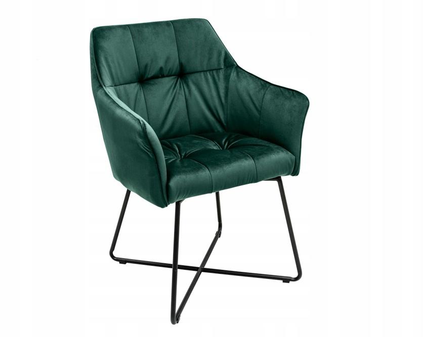Exkluzívna Stolička dizajnér VELVET RETRO