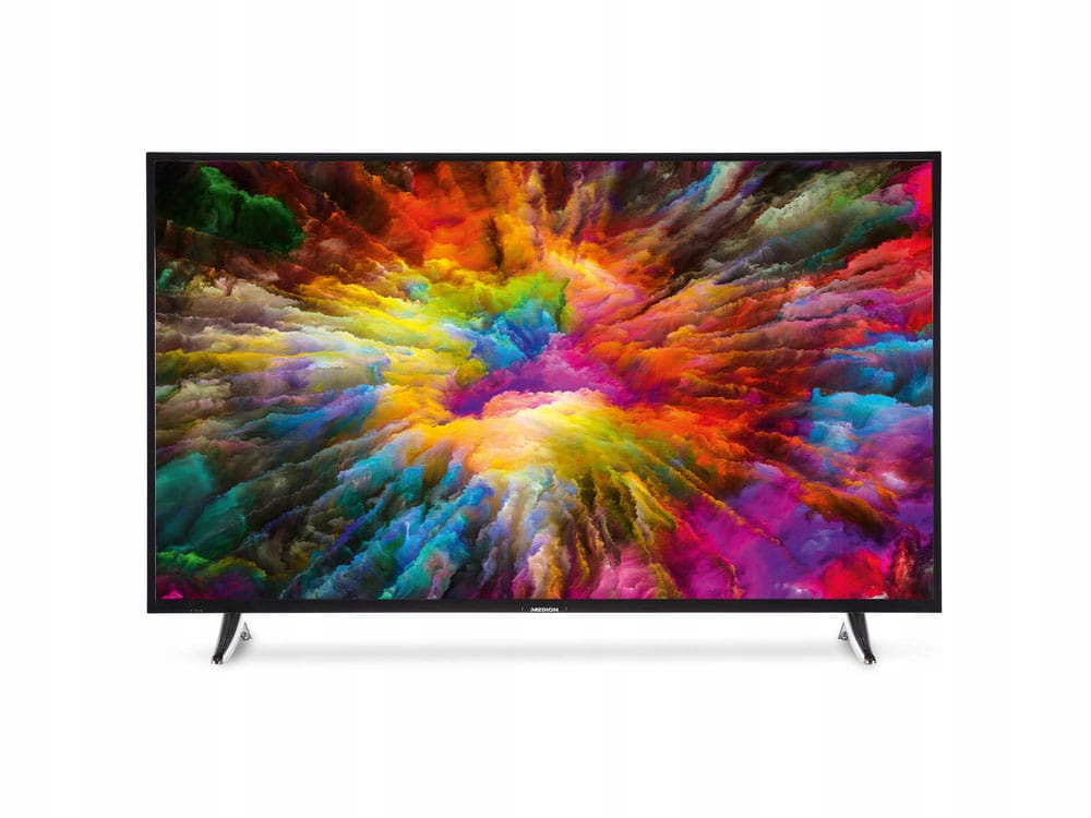 LED телевизор 50 '' UHD WiFi HDR SMART TV NETFLIX
