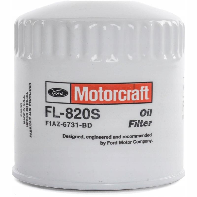 фильтр масла motorcraft fl820s  ph2
