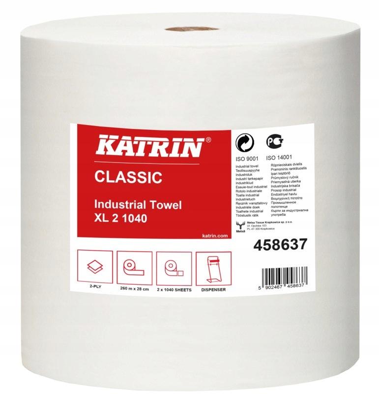 Katrin Classic Industrial Towel XL 2 рулона 458637
