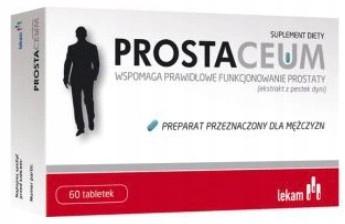 PROSTACEUM 60 tabl. palma sabałowa na prostatę