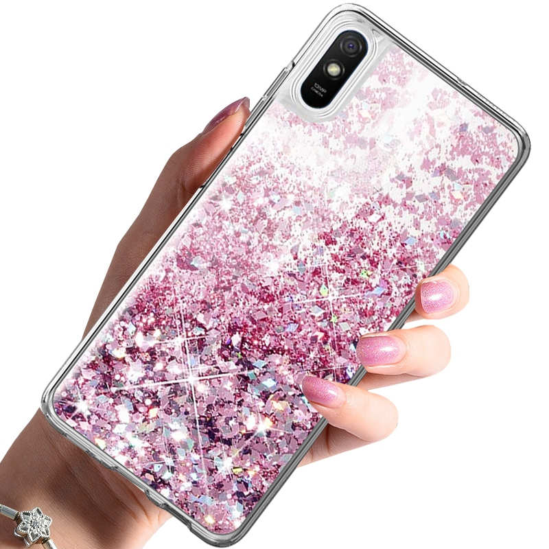 Etui do Xiaomi Redmi 9A CASE BROKAT + SZKŁO 9H