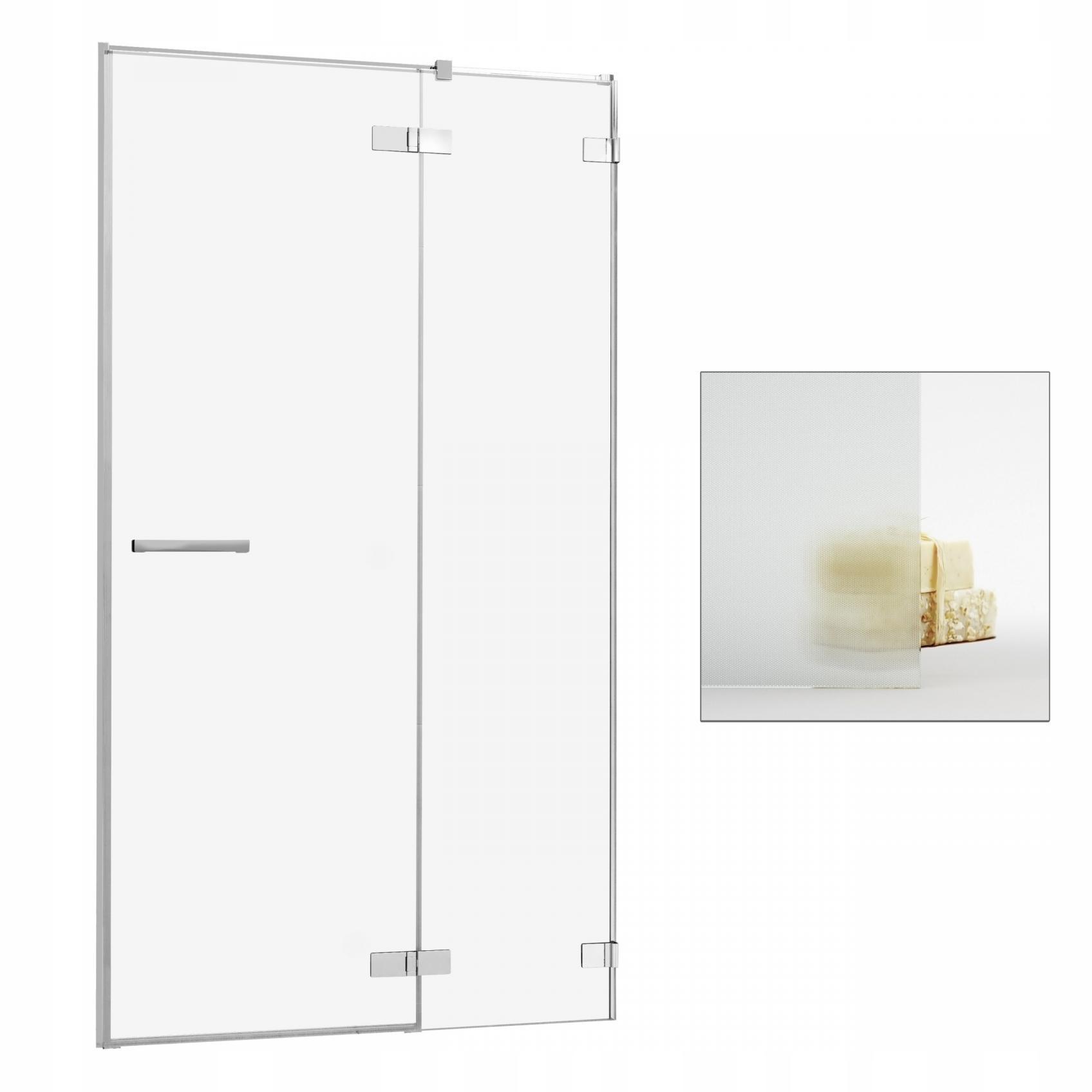Dvere sprcha Umenia II DWJ 90 P pixarena