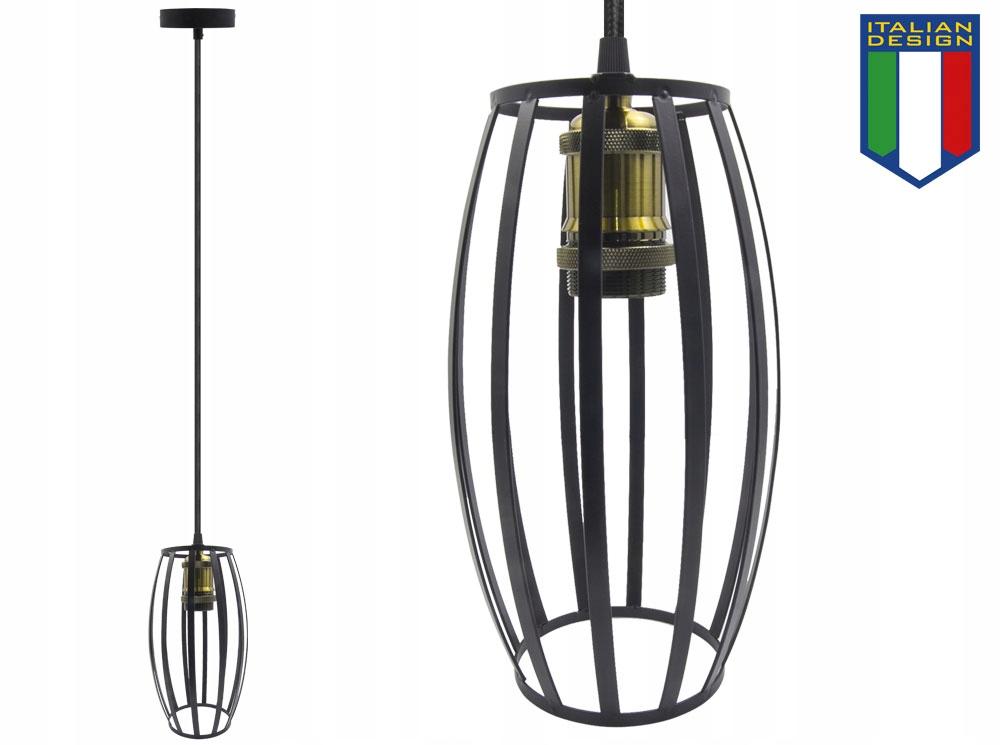 LAMPA SUFITOWA WISZĄCA LARGO ŻYRADNOL LED LOFT AC1 Marka B-LINE