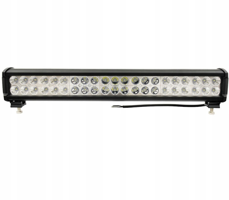 Lampa reflektor LED Light Bar podłużny126W 50cm