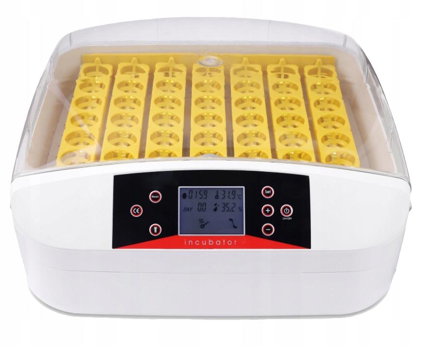 Инкубатор для яиц выводной инкубатор SMART EGG, 55S