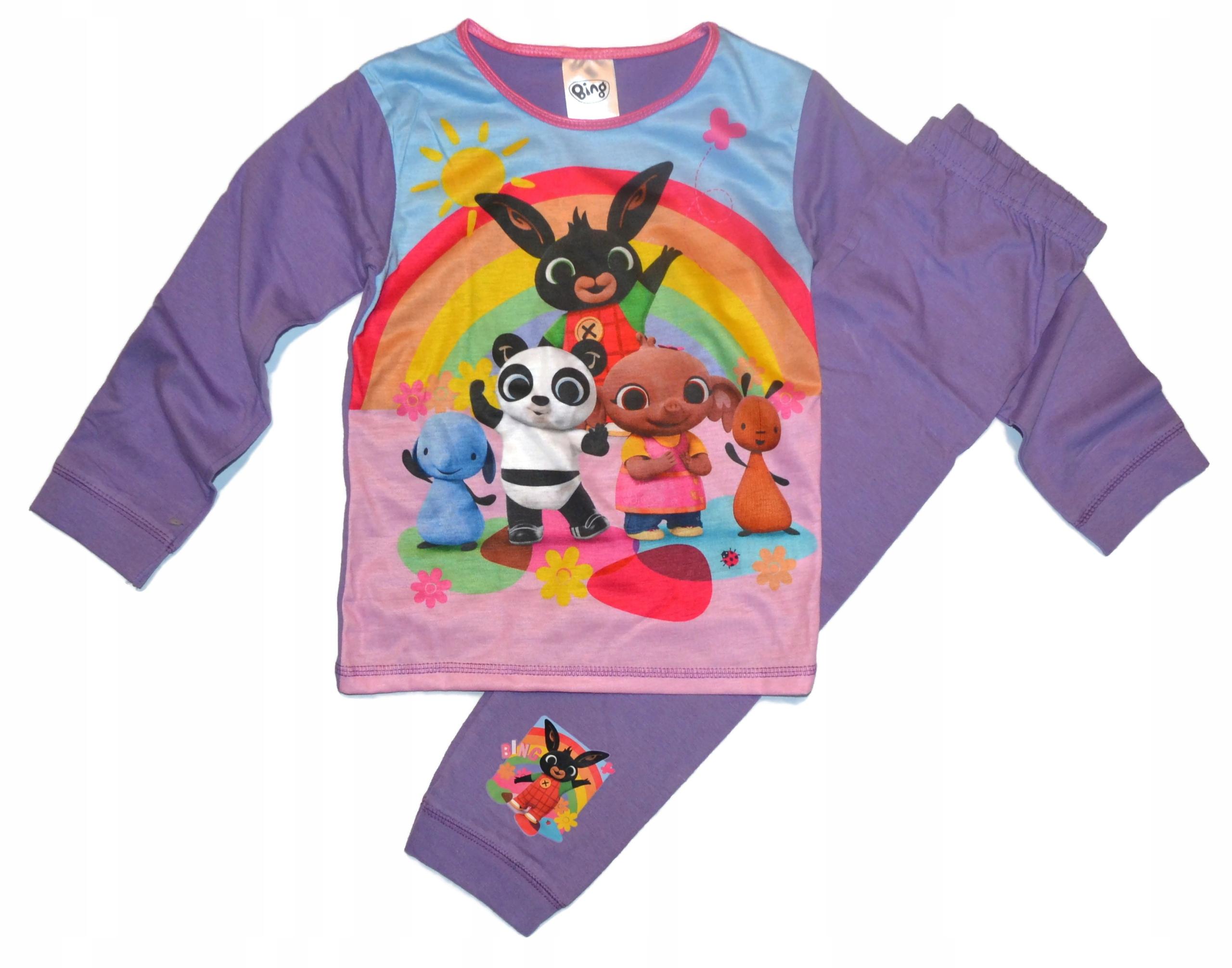 BING pyžamo 110, pyžamo zajačika
