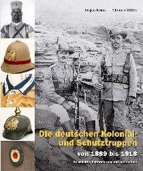 Немецкие колониальные войска с 1889 по 1918 год