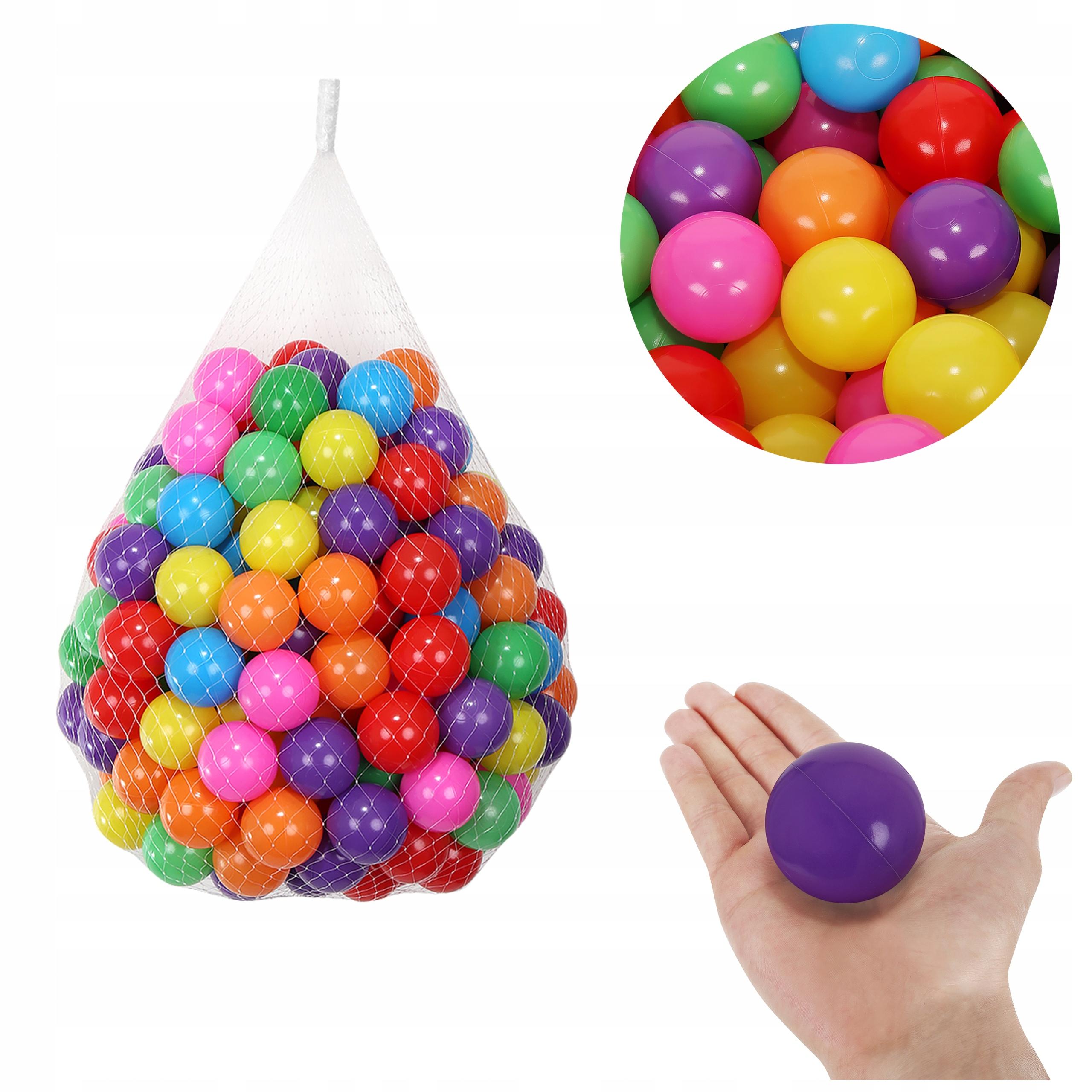 Мячи Мячи Мячи для сухого бассейна манежа x 200