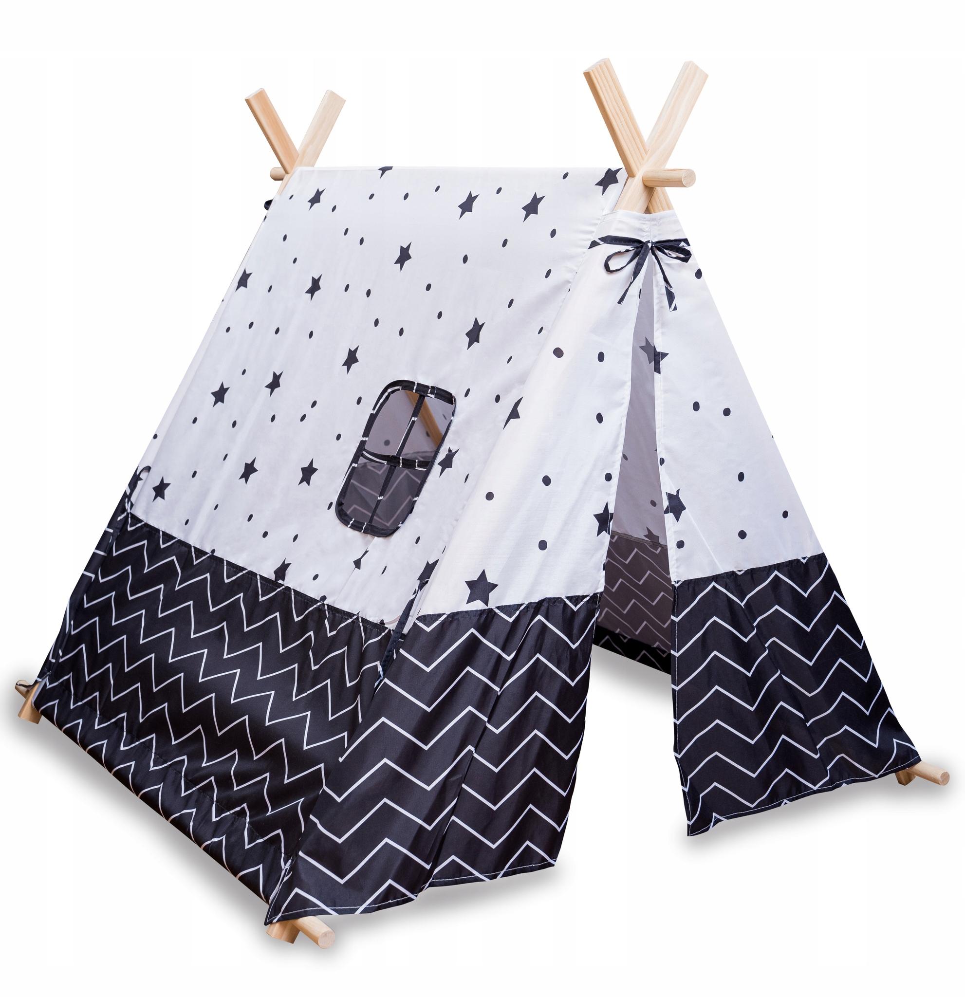 LARGE TIPI Детская палатка, Вигвам, Типи Хлопок