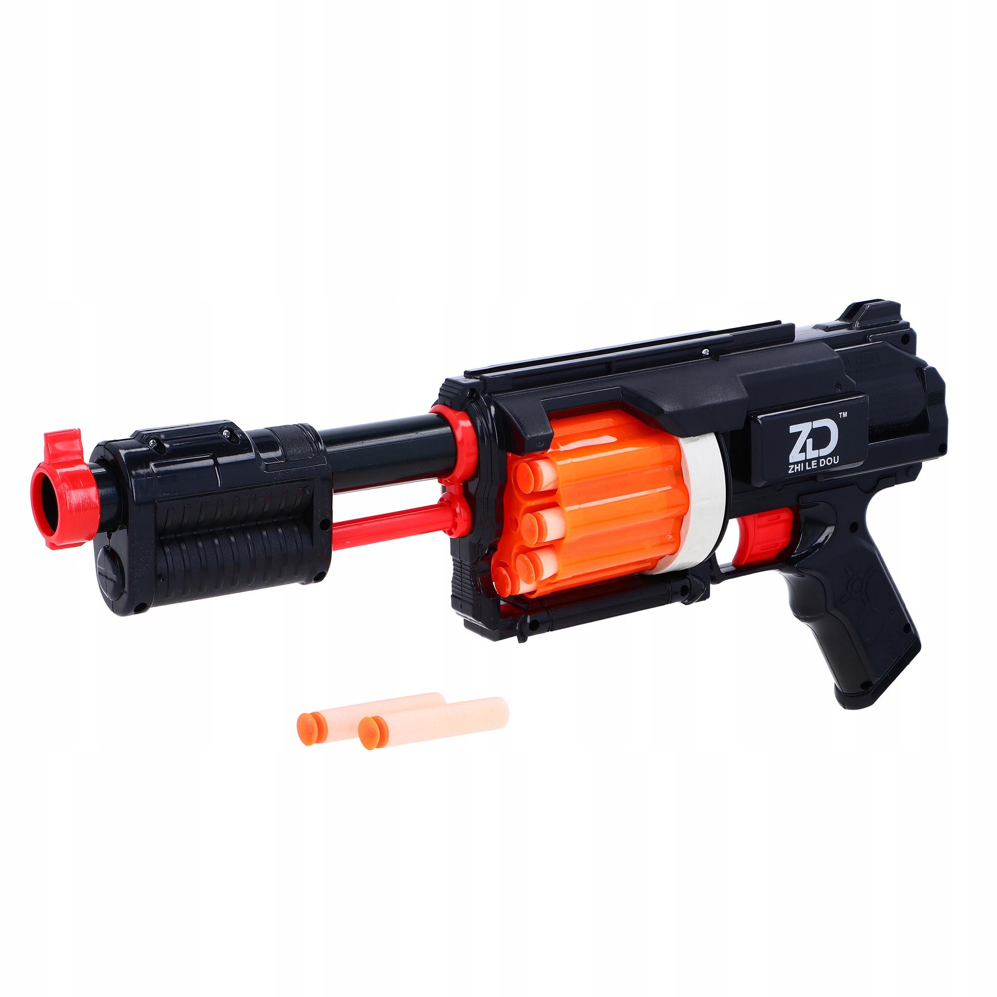 VEĽKÁ Pušková pištoľ