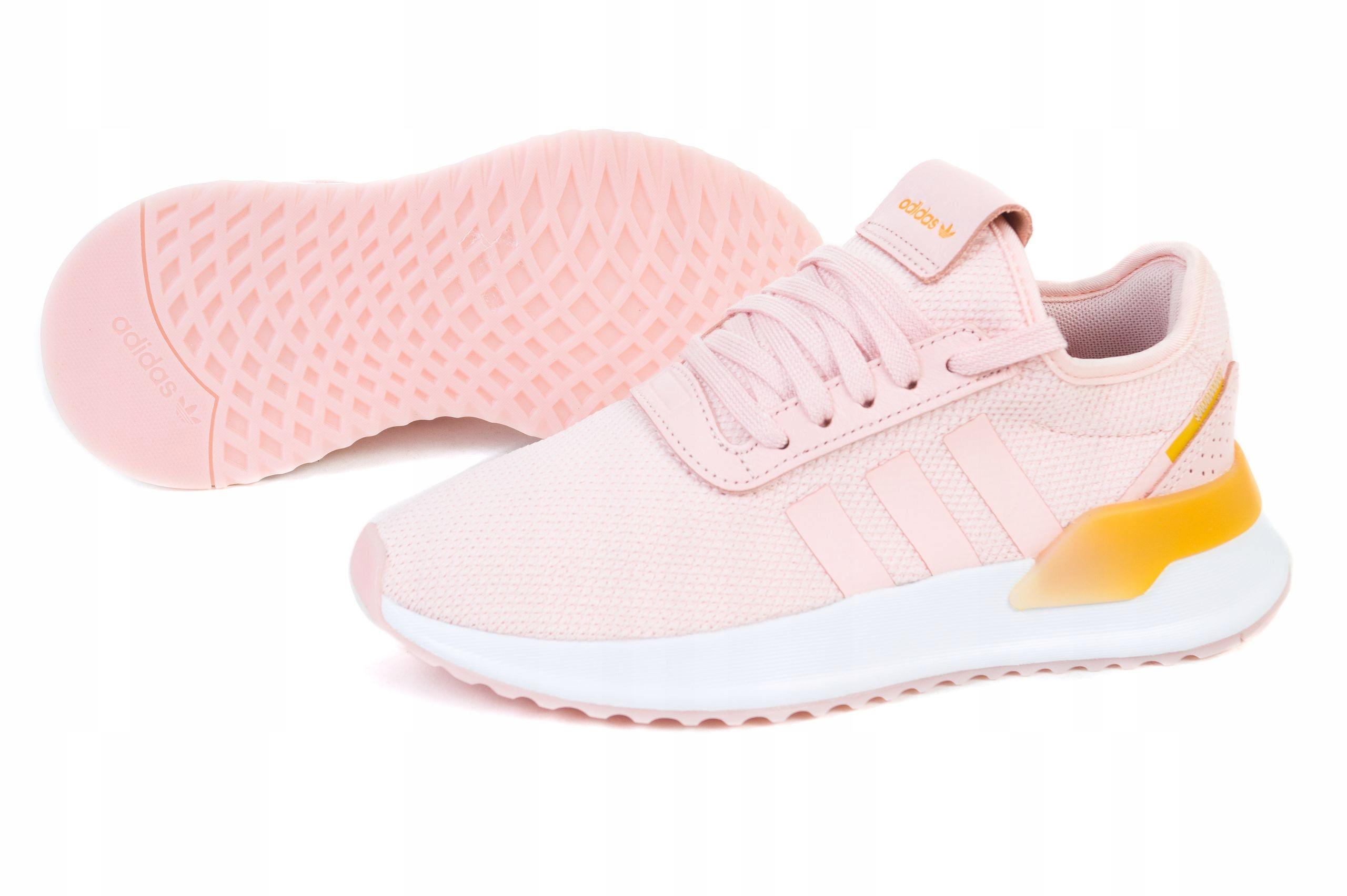 Buty Adidas Damskie U_path X W EE4561 Różowe Ceny i opinie