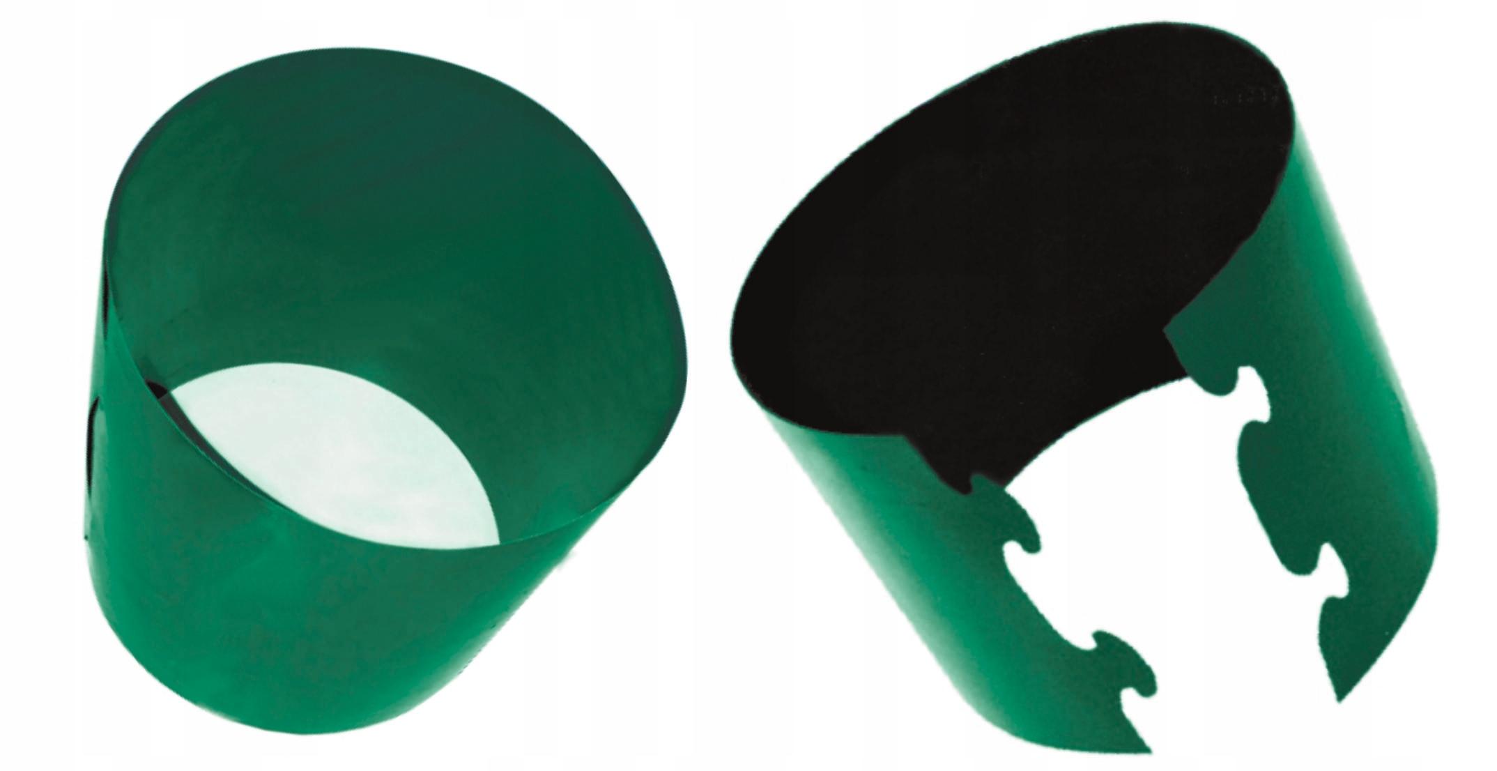 Цилиндры для огурцов и помидоров, диаметр 20 см.