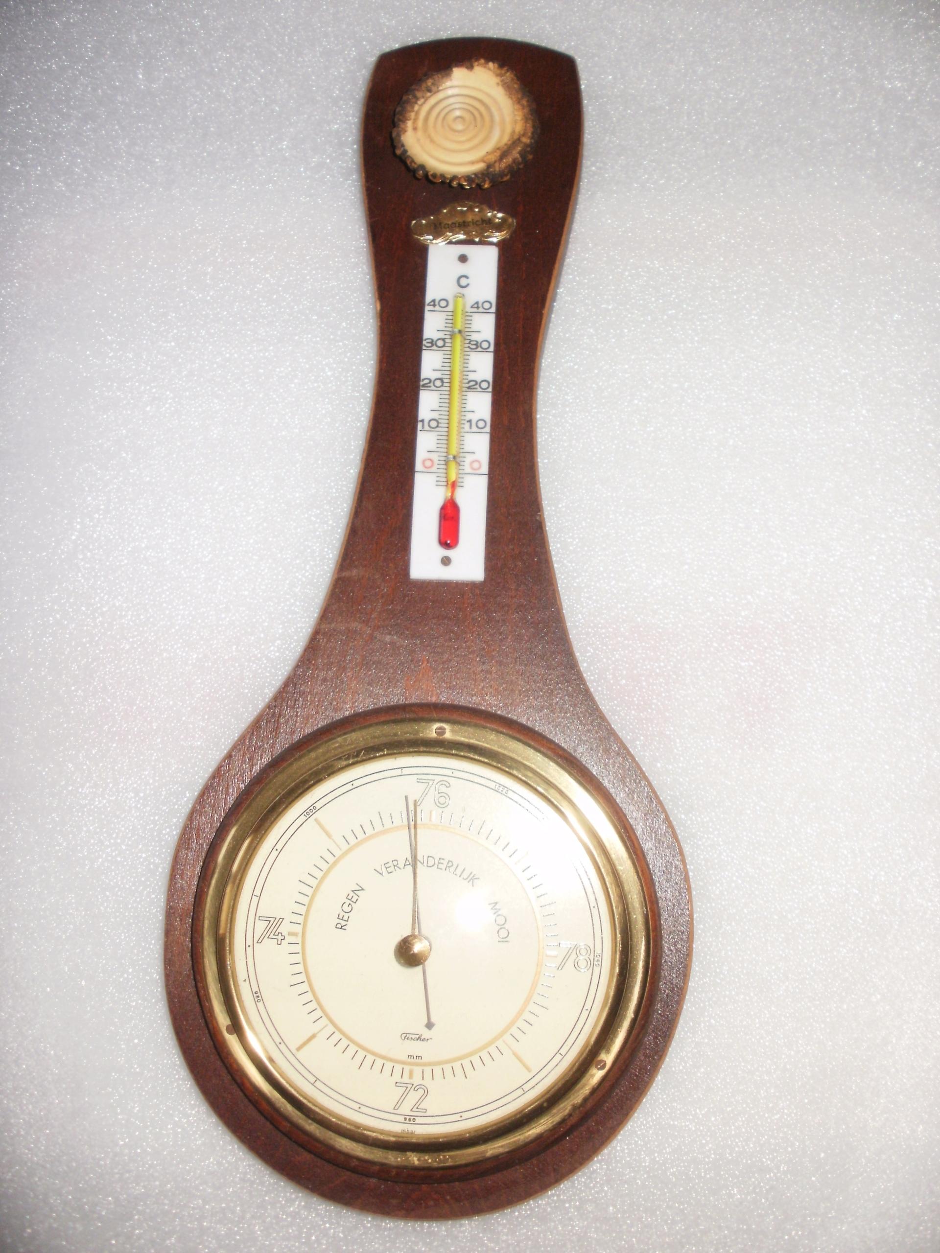 Термометр барометр