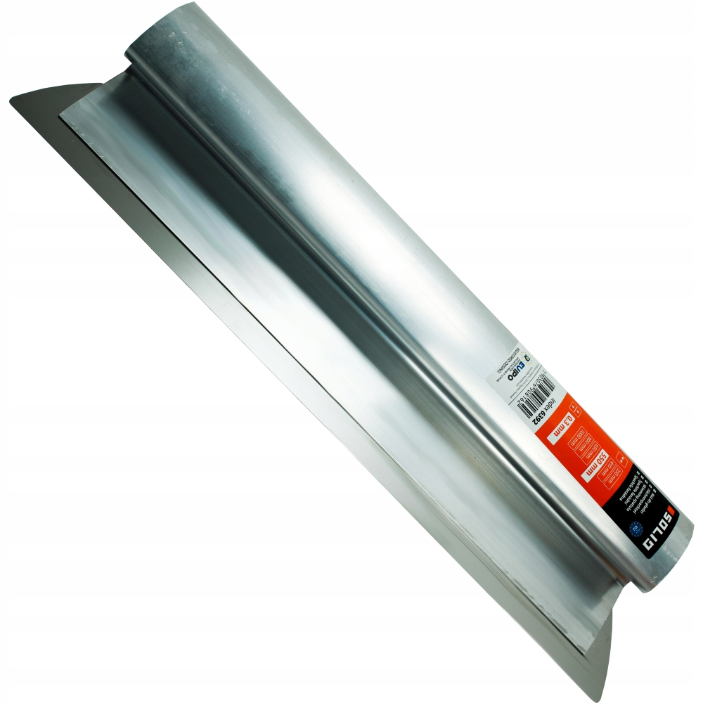 Nóż do gładzi pióro szpachla nierdzewna 55cm SOLID